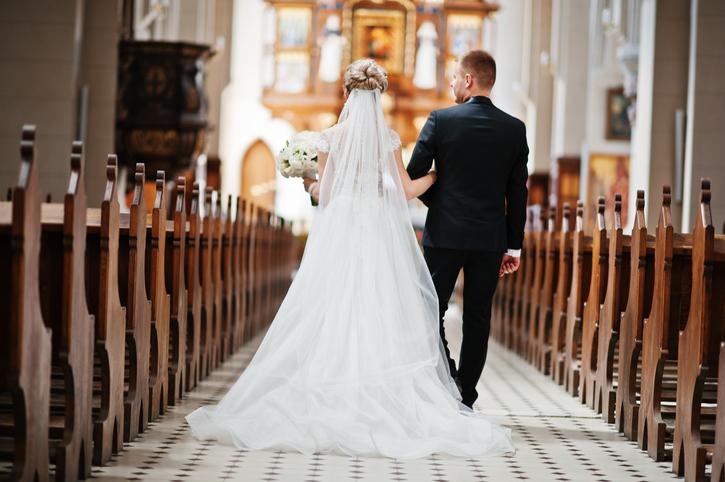Bröllop på Vrångö